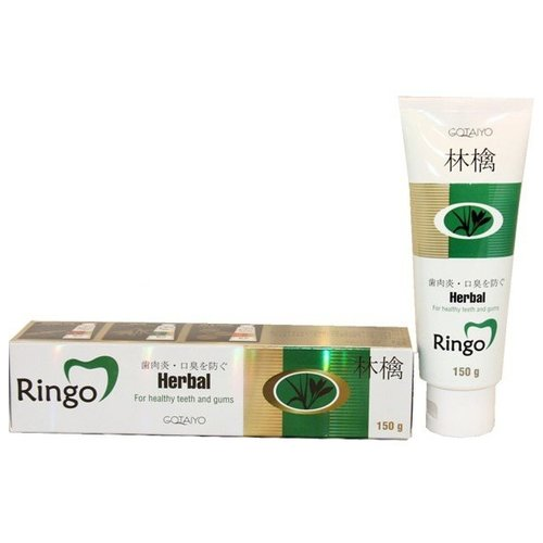 Зубная паста Ringo Herbal, 150 г