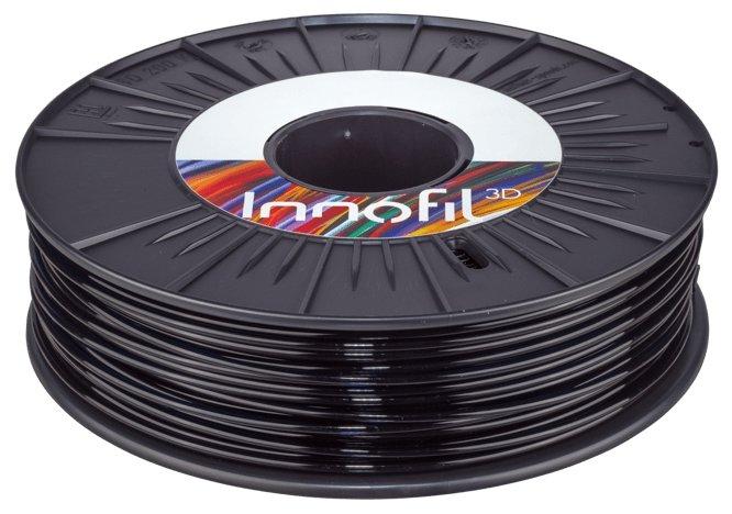 PLA пруток Innofil3D 2.85 мм черный