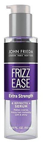 John Frieda Frizz-Ease Экстра сыворотка «6 в 1» с протеинами шелка для укрепления волос
