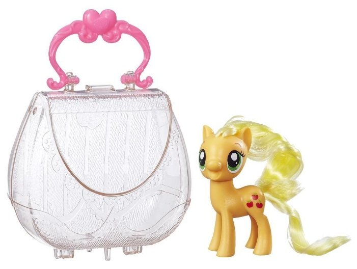Фигурка Hasbro Applejack в сумочке B9826