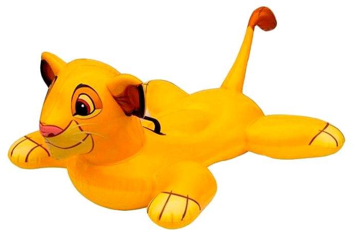 Игрушка надувная для плавания Intex Король лев 58520
