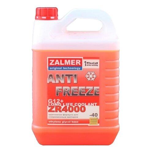 Антифриз Zalmer LLC ZR 4000 G12+ (красный) 5 кг