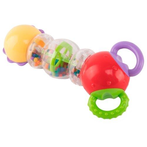 Погремушка Happy Baby Ratchet разноцветный happy baby 330058 игрушка погремушка keys of fun