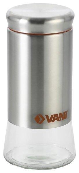 VANI Банка для сыпучих продуктов V9011 1450 мл