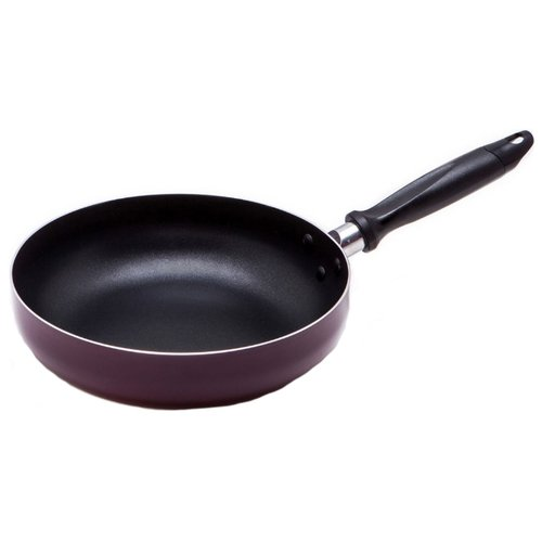 Фото - Сковорода MOULIN VILLA HP-24-DI, 24 см, бордовый сковорода блинная moulin villa titan pctm 24 i 24 см черный