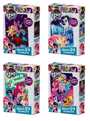 Пазл Origami My Little Pony (03420) в ассортименте, 54 дет.