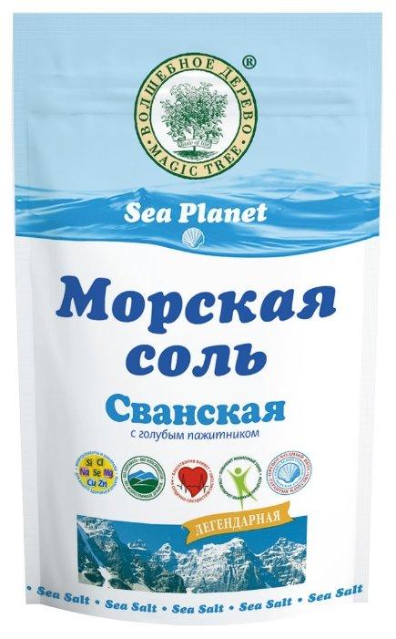 Волшебное дерево Соль морская Сванская с голубым пажитником, 250 г