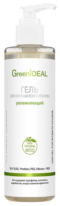 GreenIdeal Гель для интимной гигиены увлажняющий, 240 мл