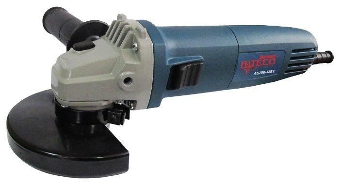 УШМ ALTECO AG 750-125 E, 710 Вт, 125 мм