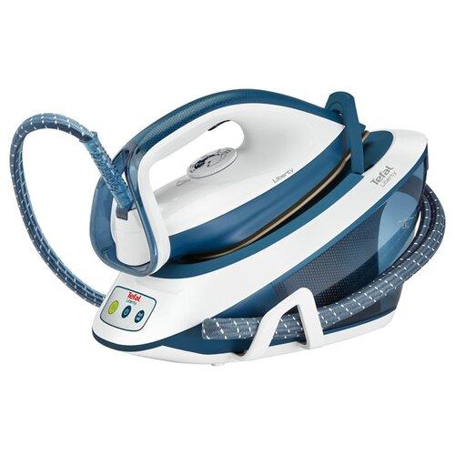 Парогенератор Tefal SV7020 синий/белый