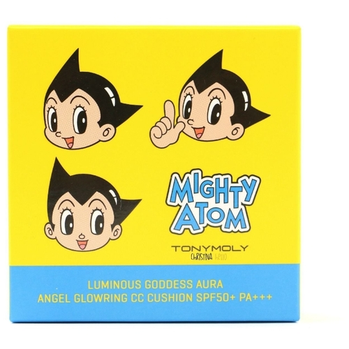 Mighty Atom CC кушон Luminous Goodness Aura Angel Glowring SPF50 16 гр Tony Moly