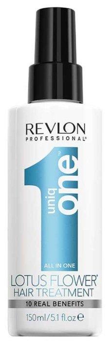 Revlon Professional Uniq One Маска-спрей несмываемая Lotus для волос