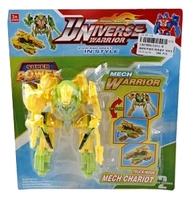 Трансформер Shantou Gepai Universe Warrior L011-8