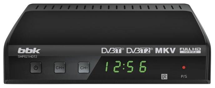 BBK TV-тюнер BBK SMP021HDT2