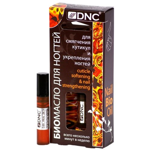 Масло DNC Био для смягчения кутикул и укрепления ногтей, 3 мл масло для ресниц dnc dnc dn001lwtav83