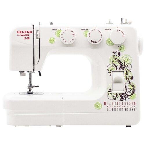 цена на Швейная машина Janome Legend LE-30
