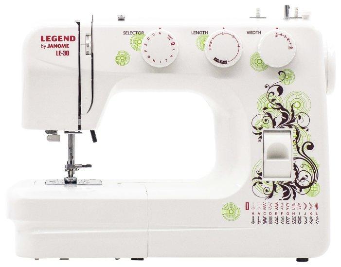 Швейная машина Janome Legend LE 30