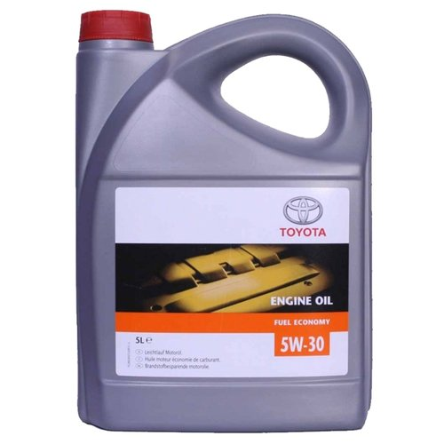 Моторное масло TOYOTA Fuel Economy 5W-30 5 л