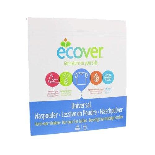 Стиральный порошок ecover Universal картонная пачка 3 кг