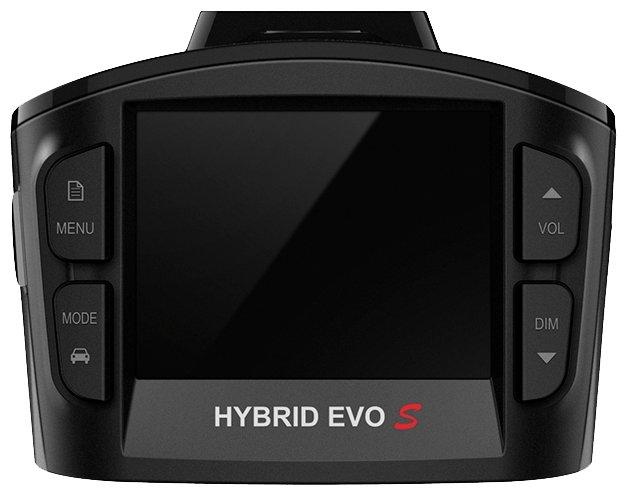 SilverStone F1 Видеорегистратор с радар-детектором SilverStone F1 HYBRID EVO S