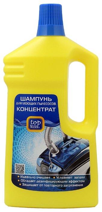 Top House Шампунь для моющих пылесосов 1 л