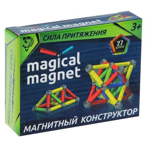 Магнитный конструктор Zabiaka Magical Magnet 1371059-27