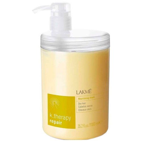 Lakme K-Therapy Repair Маска питательная для сухих волос, 1000 мл недорого