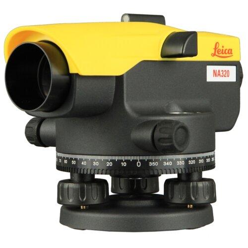 Фото - Оптический нивелир Leica NA320 (840381) цифровой нивелир leica sprinter