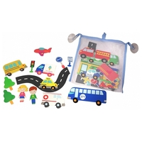 Стикеры Fisher-Price My small town (10017)