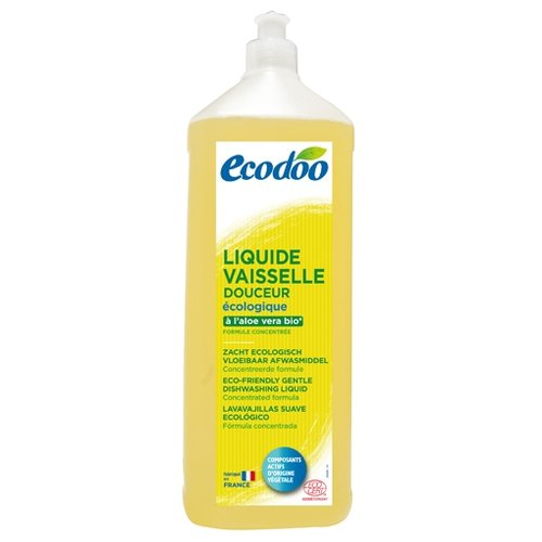 Ecodoo Средство для мытья посуды Алоэ вера 1 л