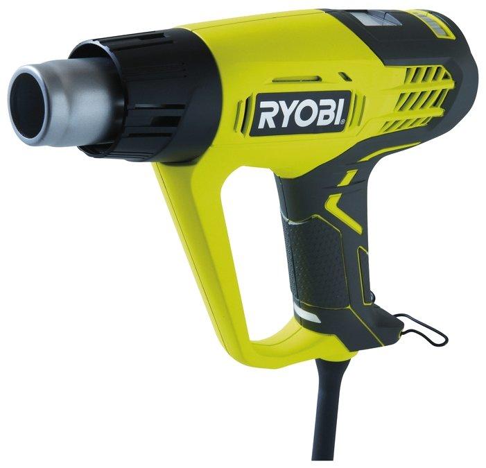 Строительный фен RYOBI EHG2020LCD Case 2000 Вт