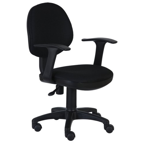 Компьютерное кресло Бюрократ CH-356AXSN детское, обивка: текстиль, цвет: черный 10-11 детское компьютерное кресло бюрократ кресло детское ch 204 f