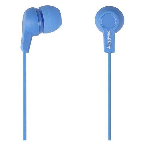 Наушники SmartBuy Jazz синийНаушники и Bluetooth-гарнитуры<br>