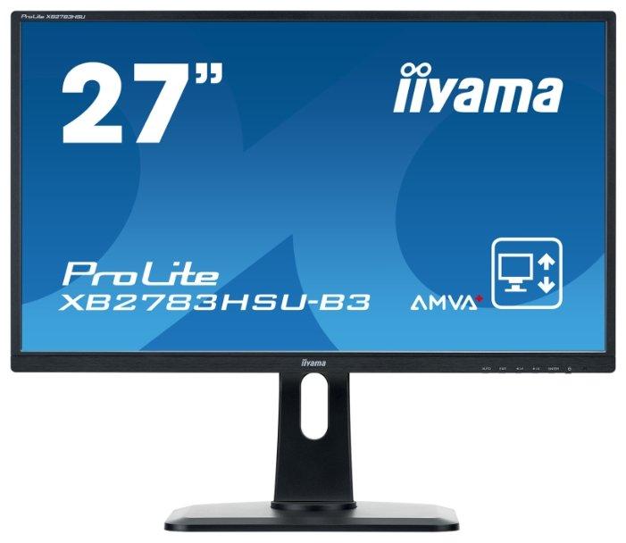 Iiyama Монитор Iiyama ProLite XB2783HSU-3
