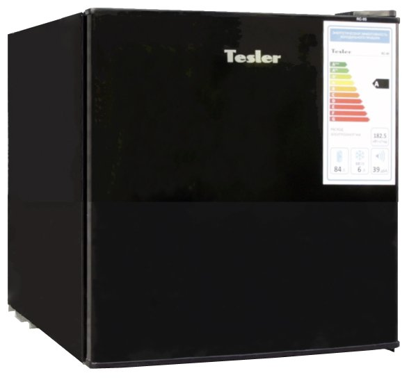 Холодильник Tesler RC 55 Black