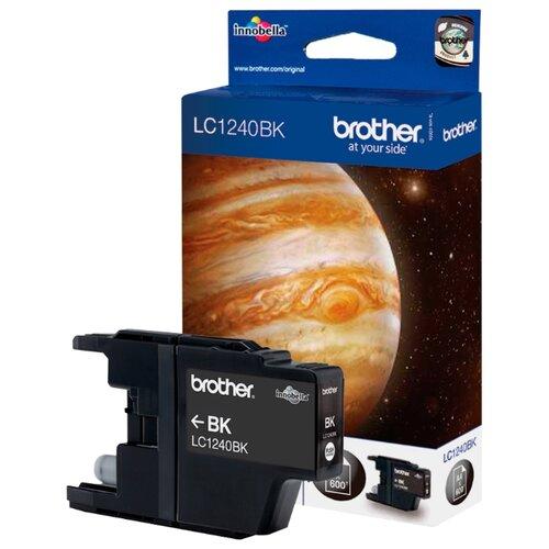 Фото - Картридж Brother LC-1240BK картридж brother lc 663 bk черный