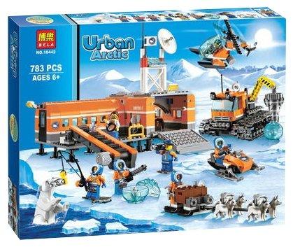 Конструктор BELA (Lari) Urban 10442 Арктическая база
