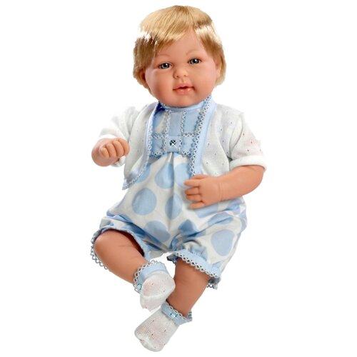 Интерактивный пупс Arias Elegance в голубой одежде, 45 см, Т11134 интерактивный пупс arias elegance в голубой одежде 45 см т11134