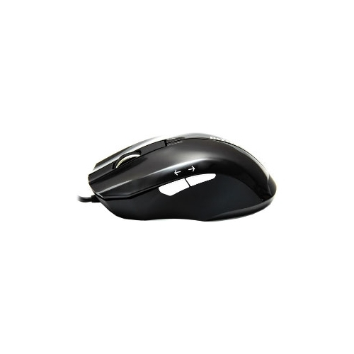 Мышь DeTech DE-5042G 5D Mouse Black USB