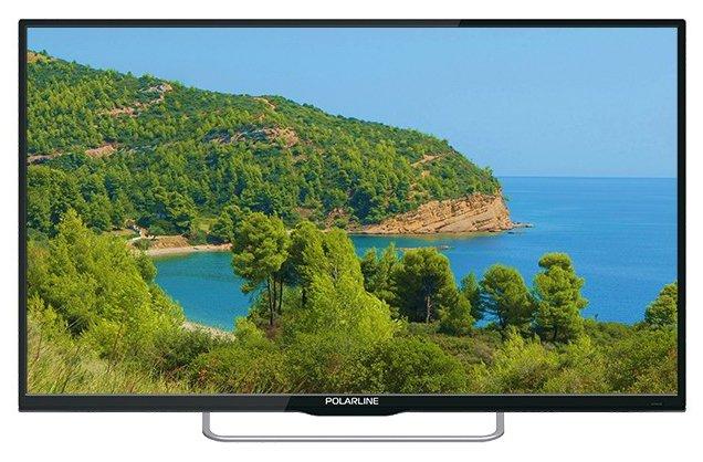 Телевизор Polarline 43PL51TC-SM черный