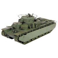 Сборная модель *Советский тяжелый танк Т-35*, 1:35 - 3667