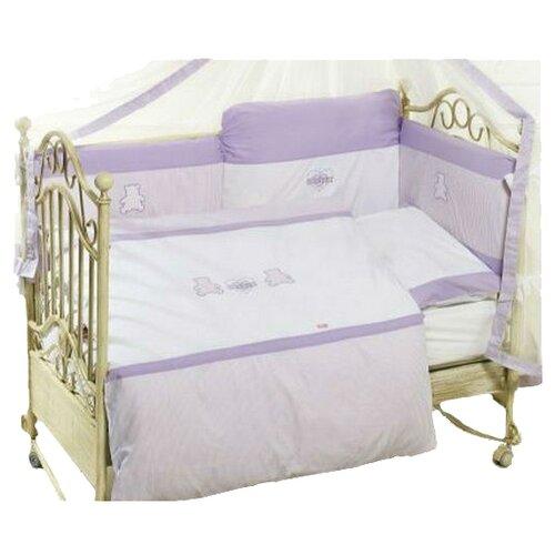 Feretti комплект Orsetti long (6 предметов) violet/white feretti комплект orsetti long 6 предметов violet