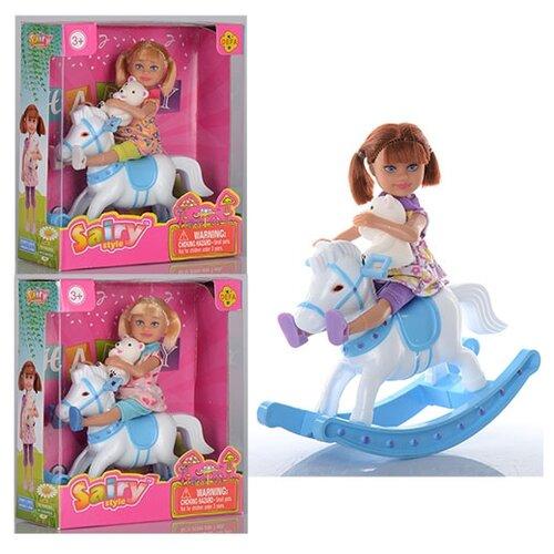 Купить Кукла Defa Lucy Сайри 13 см 8296, Куклы и пупсы