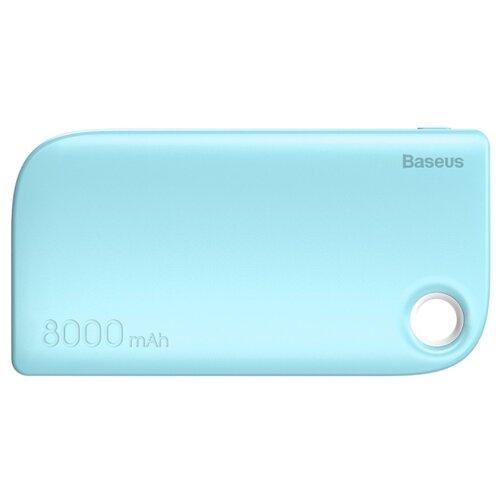 Аккумулятор Baseus M11 Power Bank 8000mAh голубой