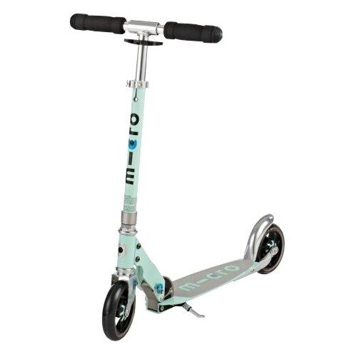 Городской самокат Micro Scooter Speed+ mint городской самокат micro trike xl аква