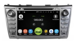 ROXIMO CarDroid RD-1108 для Toyota Camry v40 (Android 6.0)
