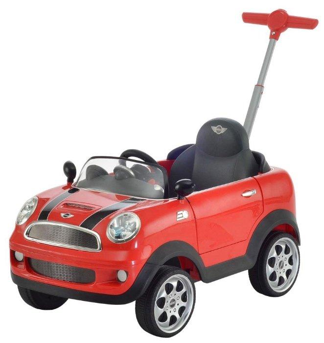 Каталка-толокар VIP Toys Mini Cooper (ZW455) со звуковыми эффектами