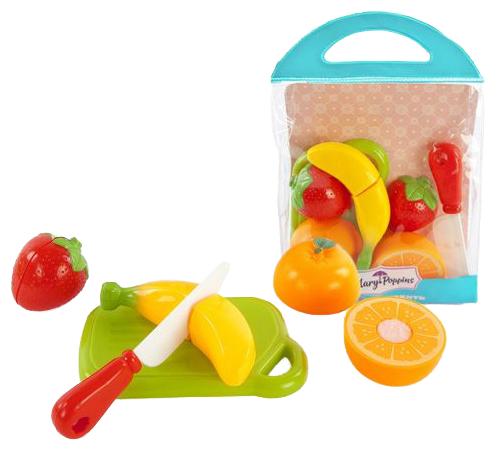 Набор продуктов с посудой Mary Poppins Фрукты 453043 фото 1