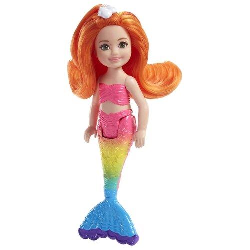 Купить Кукла Barbie Маленькая русалочка, 15 см, FKN05, Куклы и пупсы