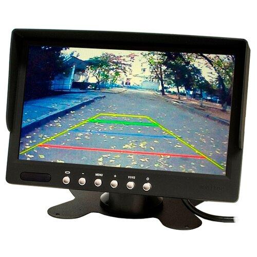 Автомобильный монитор AVEL AVS4701BM черный
